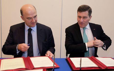 Fatca : la France a signé l'accord fiscal avec les Etats-Unis